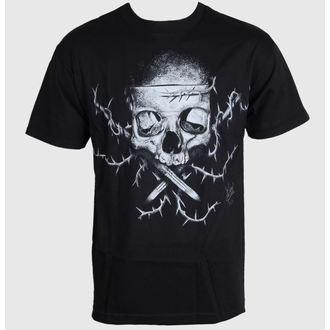 t-shirt hardcore men's - Modesti Badge - SULLEN