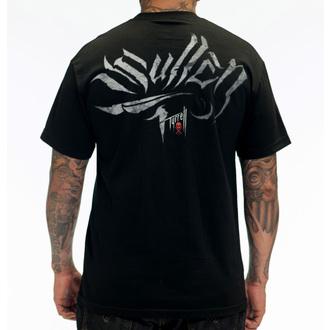 t-shirt hardcore men's - Tyrrell - SULLEN - SCM0157_BK