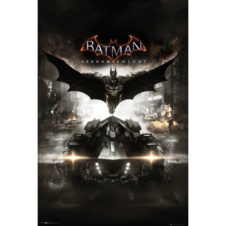 poster Batman - Arkham Knight Cover - GB Posters, GB posters