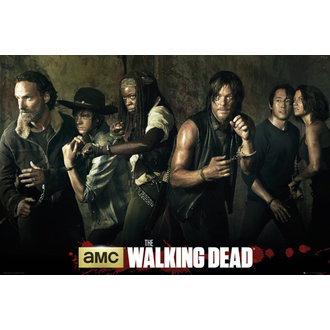 poster The Walking Dead - Season 5 - GB Posters, GB posters