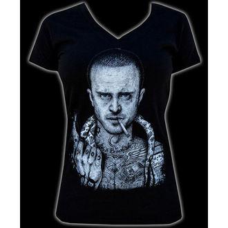 t-shirt hardcore women's - Wayne Maguire - BLACK MARKET - BM150