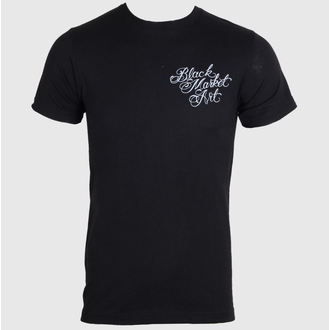 t-shirt hardcore men's - Adi - BLACK MARKET - BM133