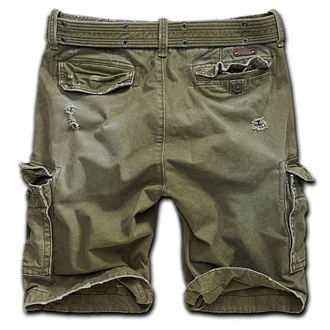 shorts men BRANDIT - Shell Valley Heavy Vintage - Olive, BRANDIT