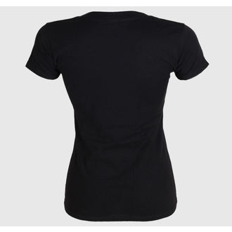 t-shirt hardcore women's - Ladies Death Before Decaf - BLACK MARKET, BLACK MARKET