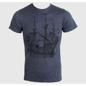 t-shirt hardcore men's - Gents Galleon - BLACK MARKET, BLACK MARKET