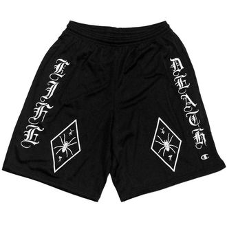 shorts men CVLT NATION - Mourning Prayer - Black, CVLT NATION