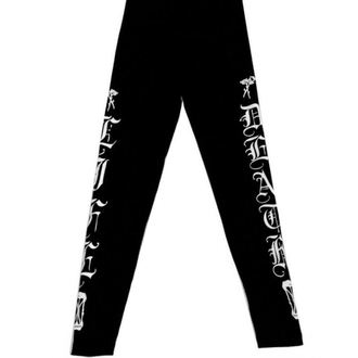 pants women (leggings) CVLT NATION - Mourning Prayer - Black, CVLT NATION