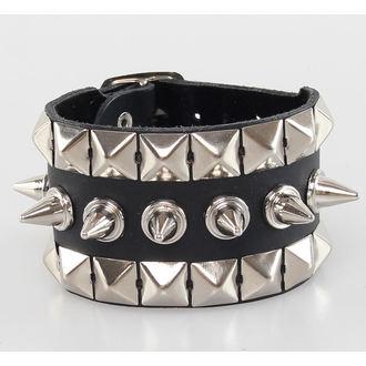 bracelet PYRAMIDS + SPIKES - BWZ-493