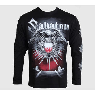 t-shirt metal men's Sabaton - Poland - CARTON - LS_607