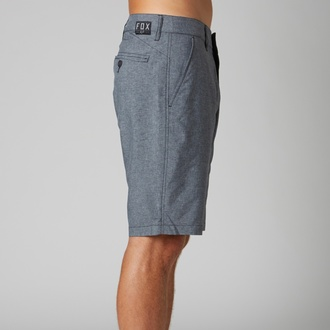 shorts men FOX - Hydroessex - Charcoal Heather - 15S-12489-123
