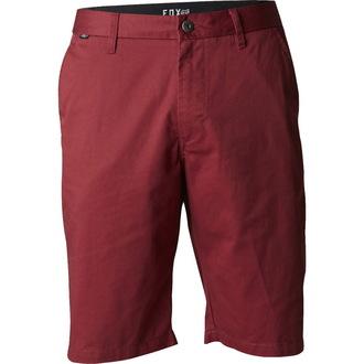 shorts men FOX - Essex - Cordovan - 15S-12816-528