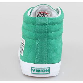high sneakers men's Suede HI - VISION - VMF4FWSH01