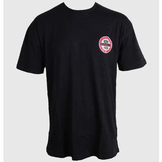 t-shirt street men's - Black - VISION - VS042004