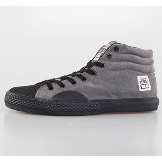 high sneakers men's - Suede HI - VISION, VISION
