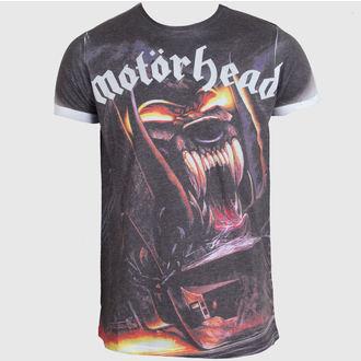 t-shirt metal men's Motörhead - Orgasmatron - ROCK OFF - MHEADPSB01