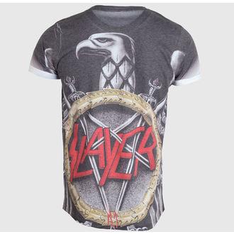 t-shirt metal men's Slayer - Silver Eagle - ROCK OFF, ROCK OFF, Slayer