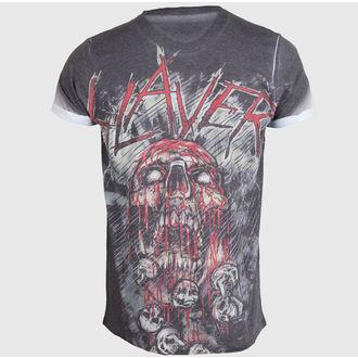 t-shirt metal men's Slayer - War Painted Blood - ROCK OFF, ROCK OFF, Slayer
