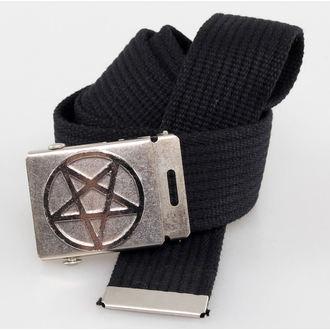 belt PENTAGRAM - Black - BM007