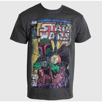 film t-shirt men's Star Wars - Boba Blast Fotl - LIVE NATION - PE11885