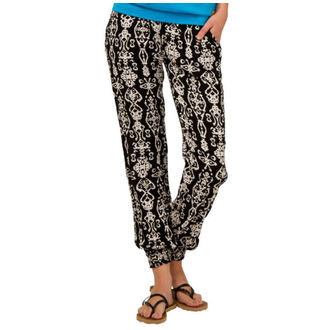 pants women PROTEST - Corley - True Black, PROTEST