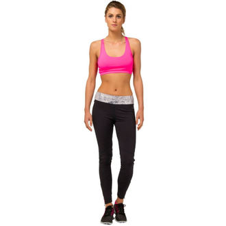 pants women (leggings) PROTEST - Runton Sports - Smoke, PROTEST