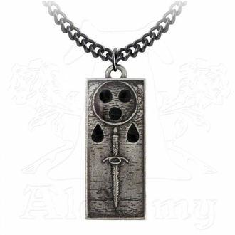 necklace ALCHEMY GOTHIC - Death Ingol, ALCHEMY GOTHIC