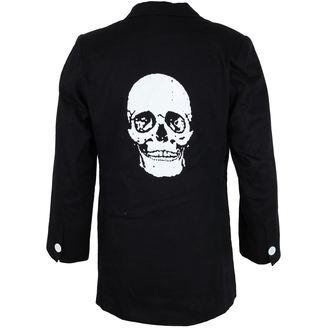 suit jacket men's - Black -