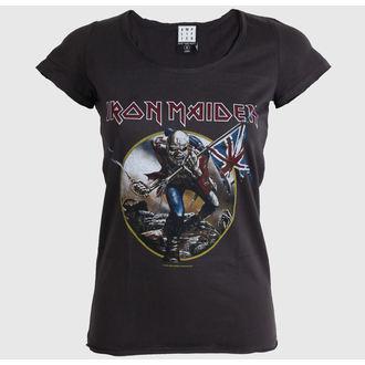 t-shirt metal women's Iron Maiden - - AMPLIFIED, AMPLIFIED, Iron Maiden
