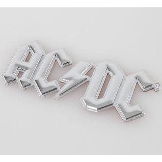 sticker 3D AC / DC - Chromlogo, F.B.I., AC-DC
