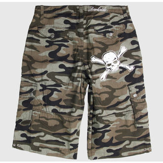 shorts DARKSIDE - Black, DARKSIDE