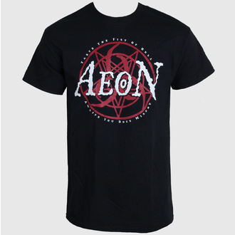 t-shirt metal men's Aeon - Fist Of Hell - RAZAMATAZ, RAZAMATAZ, Aeon