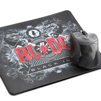 pad under mouse 3D AC / DC - F.B.I.., F.B.I., AC-DC