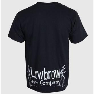 t-shirt men's - Lowbrow - BLACK MARKET, BLACK MARKET
