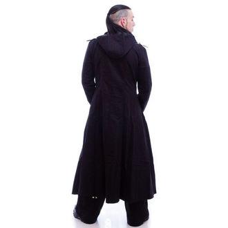 coat men's -spring/autumn- NECESSARY - Evil Marduk - BLACK, NECESSARY EVIL