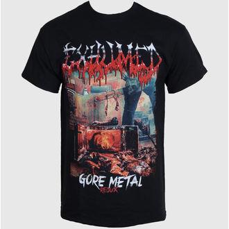 t-shirt metal men's Exhumed - Gore Metal Redux - RAZAMATAZ, RAZAMATAZ, Exhumed