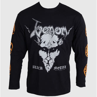 t-shirt metal men's Venom - Black Metal - RAZAMATAZ, RAZAMATAZ, Venom