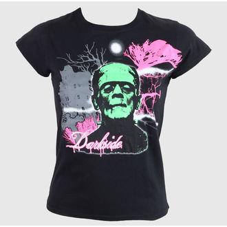 t-shirt women's - Black - DARKSIDE, DARKSIDE