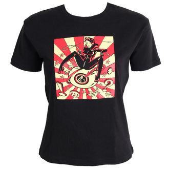 Women's t-shirt DEVIL GIRL- Black