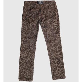 pants women COL LECTIF - Leopard - CLO1