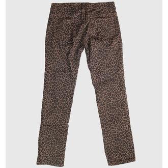 pants women COL LECTIF - Leopard