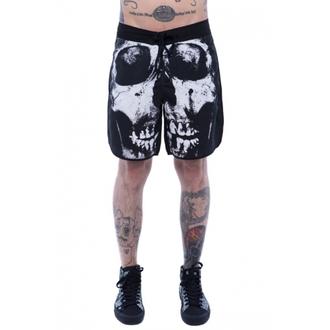 swimsuits men (shorts) IRON FIST - Loose Tooth - Black, IRON FIST