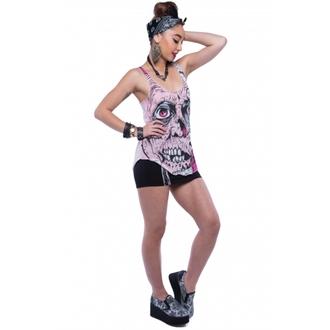 top women IRON FIST - Grave Dancer - Pink - IFLTNK083