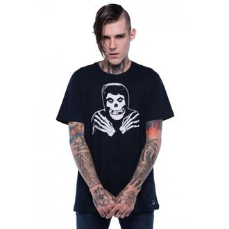 t-shirt street men's Misfits - Misfits - IRON FIST, IRON FIST, Misfits