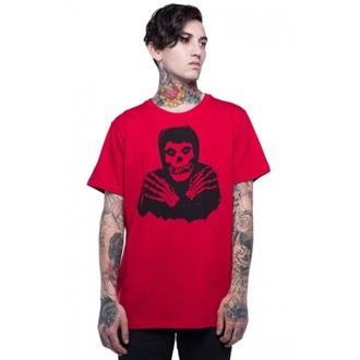t-shirt street men's Misfits - Misfits - IRON FIST - IFMSSST007