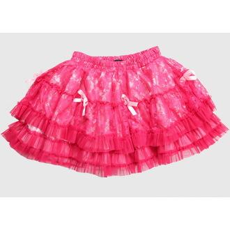 skirt women's Burlesque - Pink, NNM