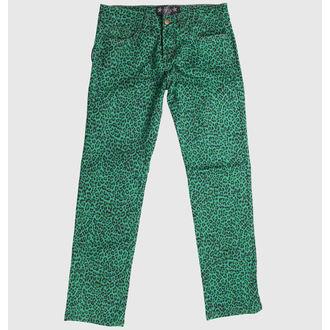 pants women COL LECTIF - Green
