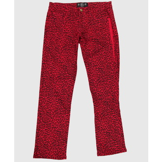pants women COL LECTIF - Red
