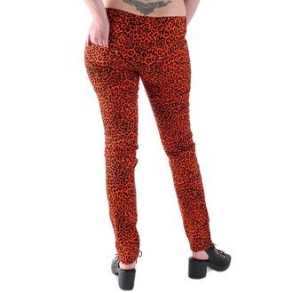 pants women 3RDAND56th - Leopard, 3RDAND56th