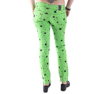 pants women 3RDAND56th - Lime, 3RDAND56th