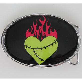 buckle SOURPUSS - Black Love
